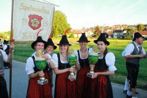 Spielmannszug Meisterschaft Pokale